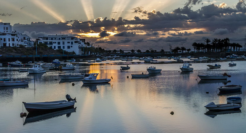 Arrecife, la capitale di Lanzarote