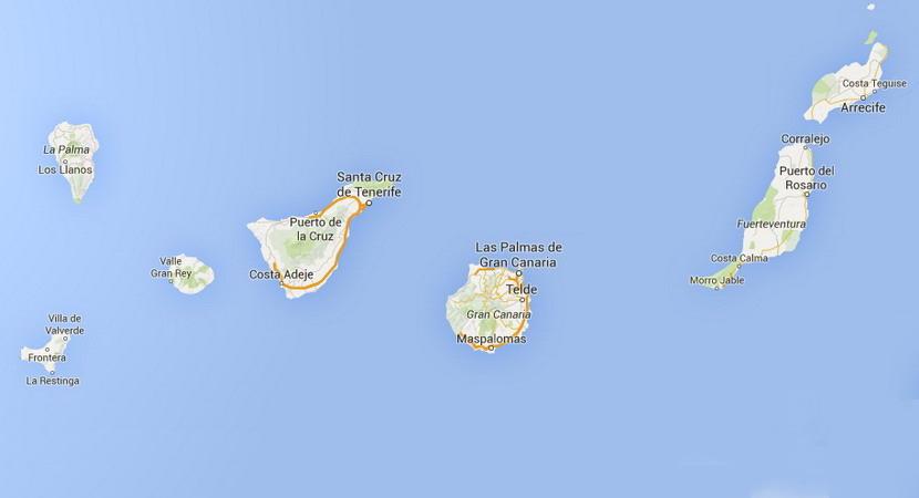 Clima Canarie: le isole dell'eterna primavera