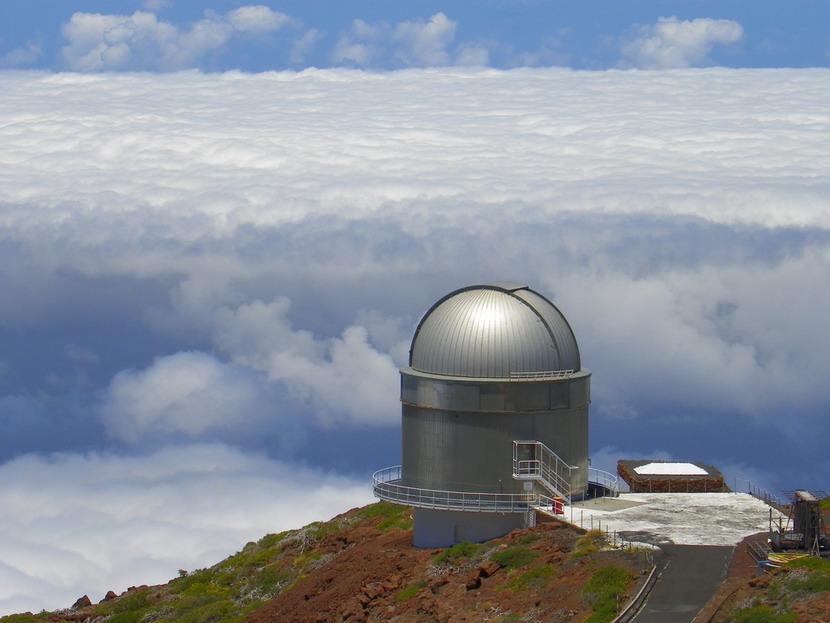 Osservatorio del Roque de Los Muchachos, Isola di La Palma